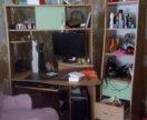 Стол компьютерный +шкаф