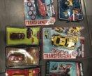 Новые игрушки для мальчика