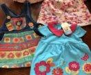 Платье, туника и сарафан на 1,5-2 года