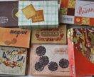 Ретро упаковка от конфет