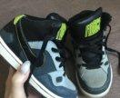 Оригинальные детские кроссовки Nike