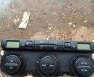 Блок управления печкой octavia a5 2009