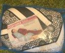 Подушка для беременных в чехле