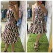 Новое платье и Босоножки