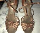 Танцевальные туфли, латина