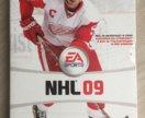 NHL 09 игра