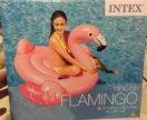 Фламинго надувной плот (остров)