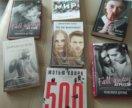 Книги разные жанры
