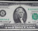 2 доллара США 🇺🇸 1976