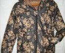 двухсторонняя, демисезонная куртка для беременных