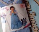 Спальный мешок lupilu 0-6мес