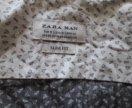 Новая мужская рубашка ZARA р-р М