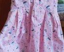 Платье mothercare на 86см