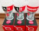 Бокалы Coca-Cola Fifa 2018 + Доставка.Новые