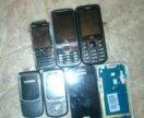 SLMSUNG. Nokia.BQ.Fly