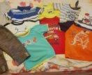 Одежда для мальчика 110-116-122 комплект