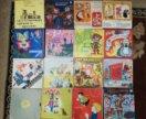 Детские сказки на виниловых пластинках