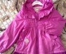 Плащ-Куртка на девочку 2-3 года
