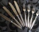 Ножи, вилки