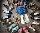 Много обуви 37-38 размер