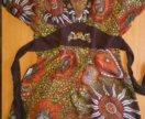 Платье пляжное р.52