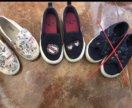 Обувь детская лето 25-27₽.