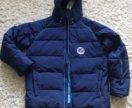 Зимняя куртка пуховик мужская (50-52)