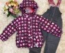 Детский комплект на осень на девочку