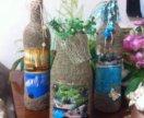 Сувениры из песка и ракушек