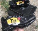 Кроссовки Nike AIR 95 TN+ чёрные