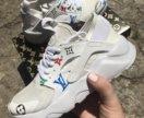 Nike Huarache LV белые