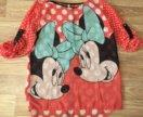 Блузка, рубашка с Микки