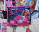Наклейки к альбому Барби Adventures with Barbie