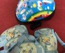 Шлем детский. Защита 3-7 лет