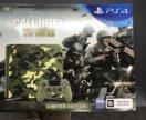 Приставка PlayStation 4 1TB новая в упаковке+игра