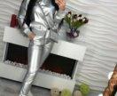 Новый костюм из Эко-кожи 44-46 р-р