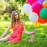 Доставка воздушных шаров 💜 М.