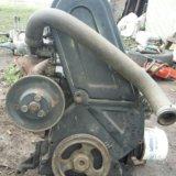 Двигатель от ваз 2105. Фото 2.