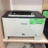 Цветной лазерный принтер samsung. Фото 1.