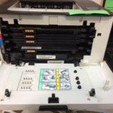 Цветной лазерный принтер samsung. Фото 2.
