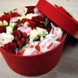 Цветы в коробочках. Фото 2.