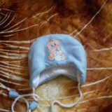 Комбинезон детский с шапкой на мальчика осень, уте. Фото 1.