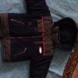 Куртка зимняя + штаны. Фото 1. Самара.