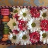 Цветы в коробочках. Фото 4.