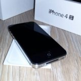Iphone 4s 16gb. Фото 1.