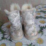 Детская зимняя обувь. Фото 1. Тюмень.