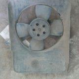 Вентилятор охлаждения ваз 2110-12. Фото 1.
