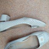Туфли белые. Фото 2. Сургут.