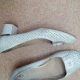 Туфли белые. Фото 3. Сургут.