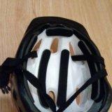 Ролики с шлемом и защитой. Фото 2.